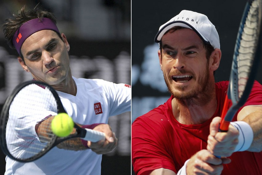 Coronavirus: Andy Murray Lays Down '100 Volley Challenge' To Roger Federer