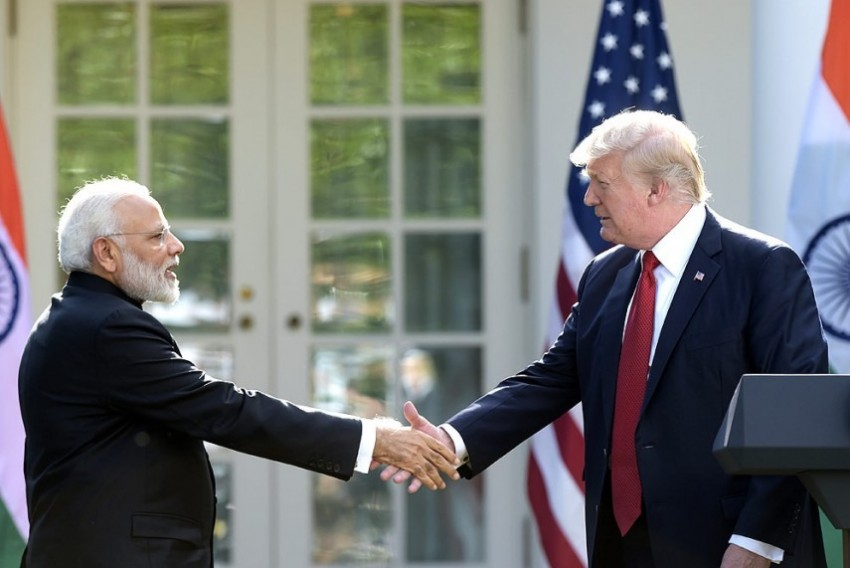 'He Was Terrific, Will Never Forget': Trump Showers Praise On Modi For Exporting Hydroxychloroquine