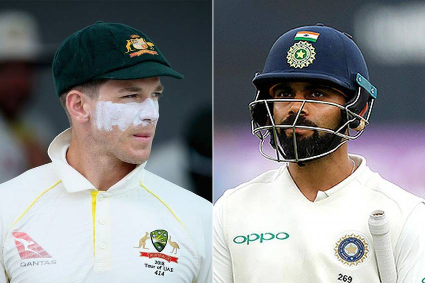 Aussies 'Sucked Up' To Virat Kohli? Tim Paine Rubbishes Michael Clarke's Comment