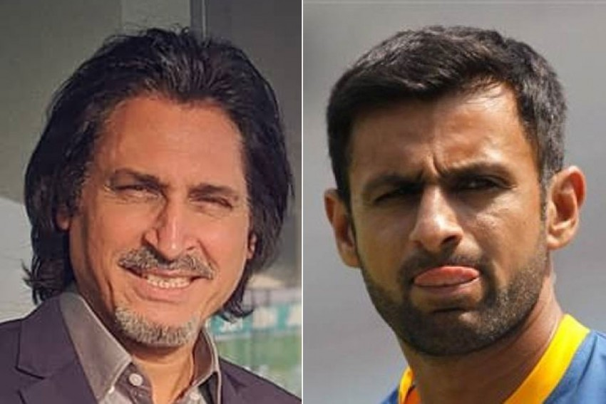 War Of Words In Pakistan Cricket: Ramiz Raja And Shoaib Malik Engage In Heated Public Spat