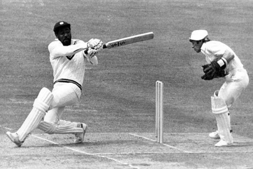 Didn't Mind Dying On The Field: Viv Richards On Not Wearing Helmet