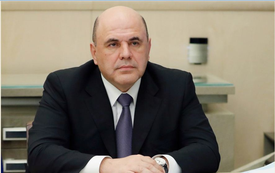 Russian PM Mikhail Mishustin Tests Positive For COVID-19