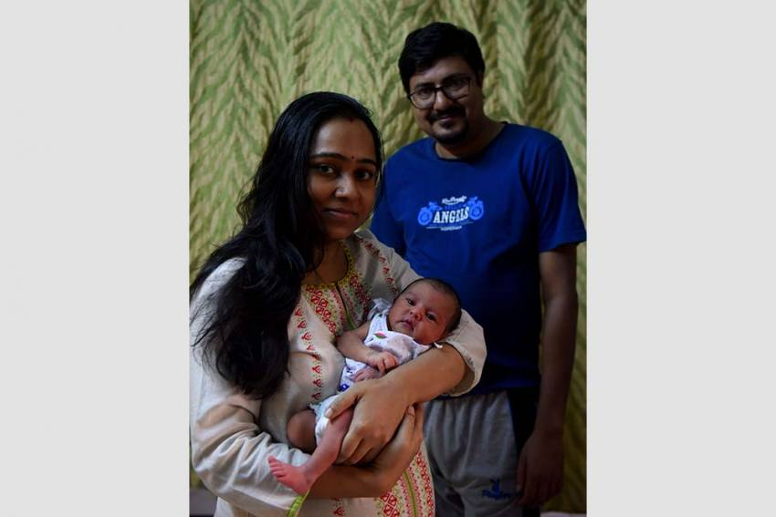 Life And Death In Time of Corona: When Arthisha's Birth Helped Tide Over Pregnancy Complications
