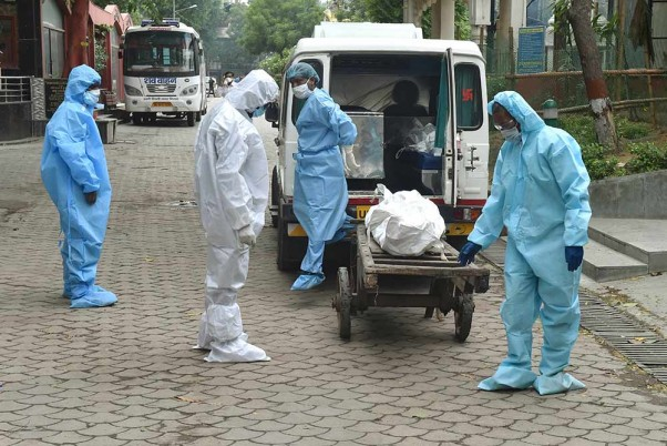 Coronavirus: India's Case Count Jumps To 64,000; Death Toll Reaches 2,043