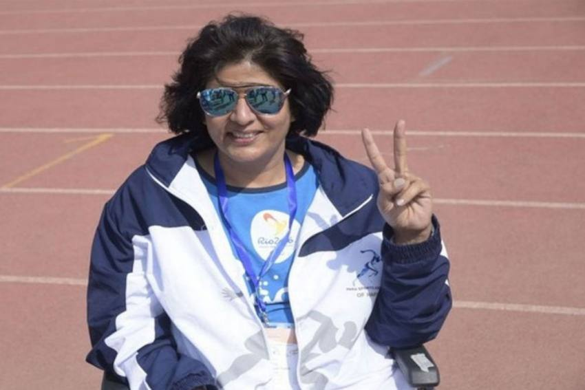 I've Retired From Active Sports, But Not Today: Deepa Malik