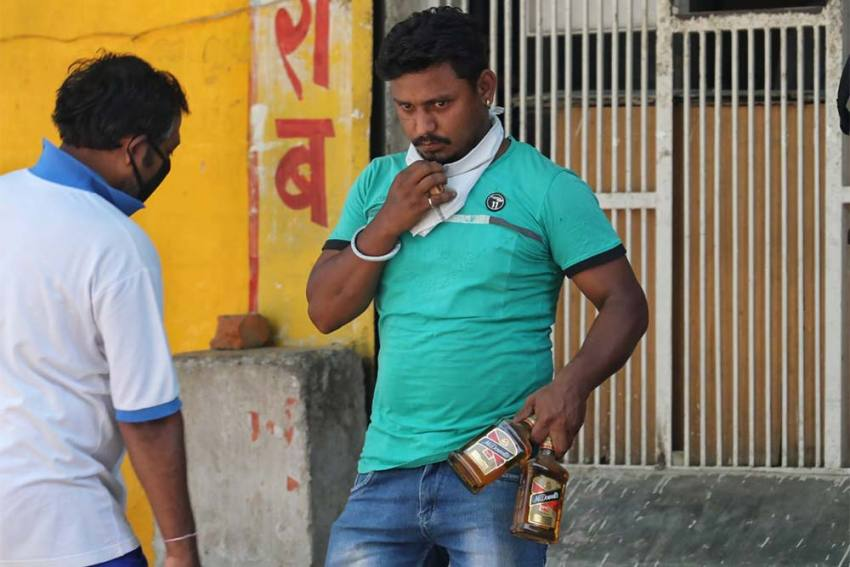 In Between Liquor Shops And Alcoholism: Revenue At The Cost Of Public Health