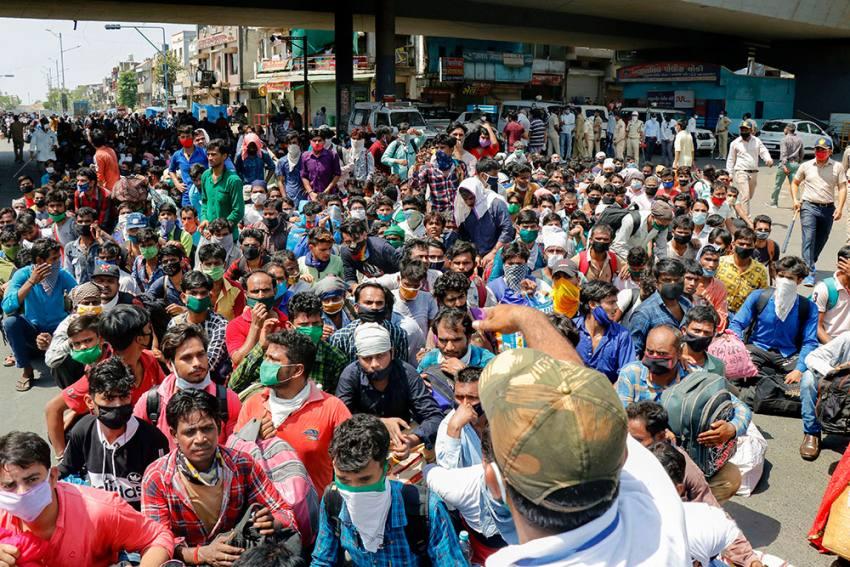 2 Migrants Who Returned From Gujarat Test Positive For Coronavirus In UP's Hardoi