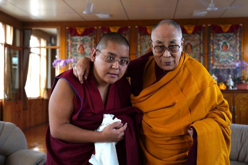 Fraudsters Create Duplicate Facebook Page Of Dalai Lama's Revered Disciple, Dupe Followers For Corona Fund