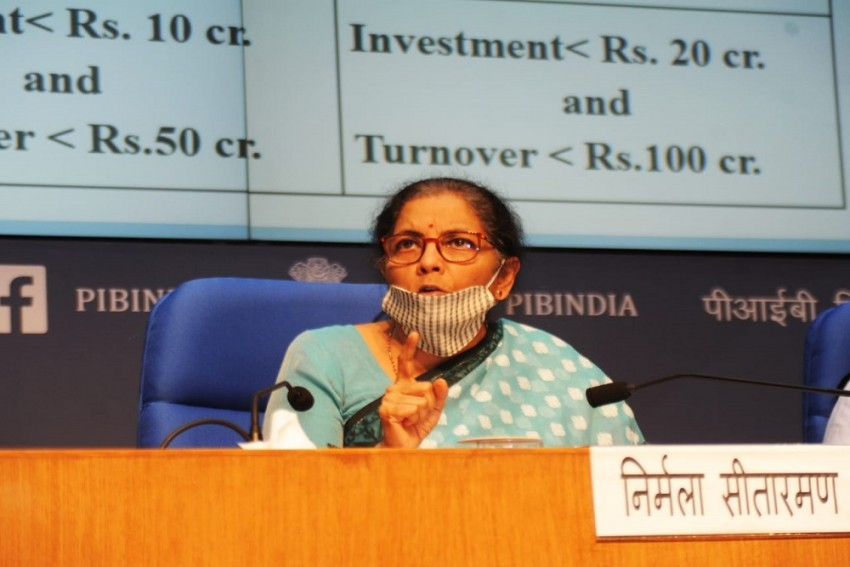 Rs 30,000 Cr Special Liquidity Scheme For NBFCs, HFCs And MFIs Part Of Centre's Economic Package