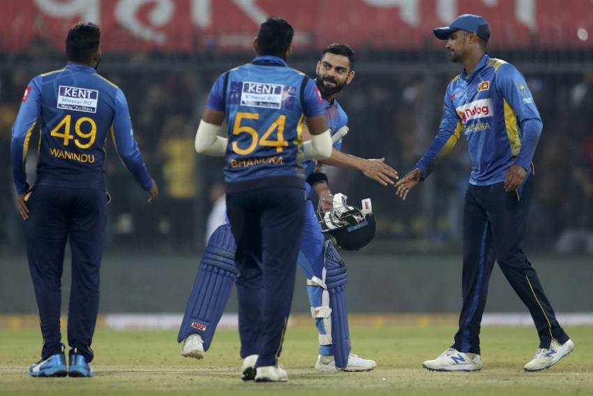 Fate Of India, Bangladesh Tours To Be Decided Later This Week: Sri Lanka Cricket