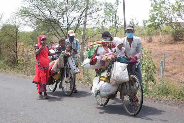 Migrant Worker Dies Of Sunstroke In Telangana After Walking 300 KM