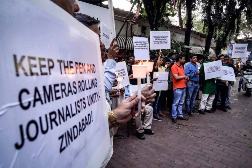 Editors Guild Slams Sedition Charges Against Gujarati Editor, Delhi Police Notice To Journalist