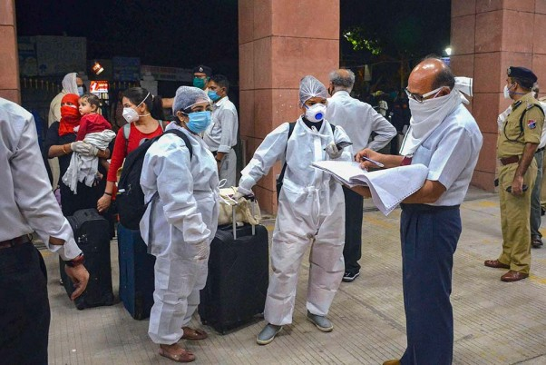 Rail Bhavan Shut For 2 Days After Staffer Tests Positive For COVID-19