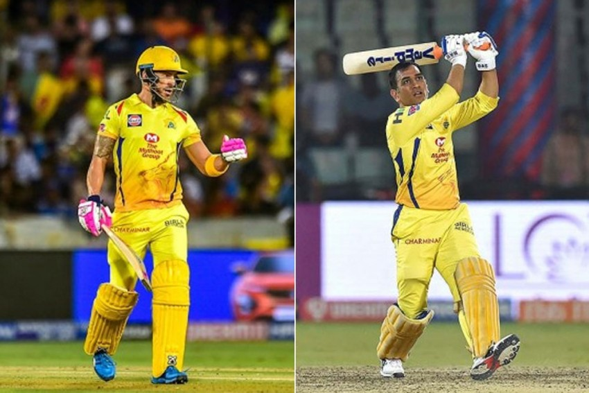 MS Dhoni Changed My Perception Of How A Captain Should Be: Faf Du Plessis