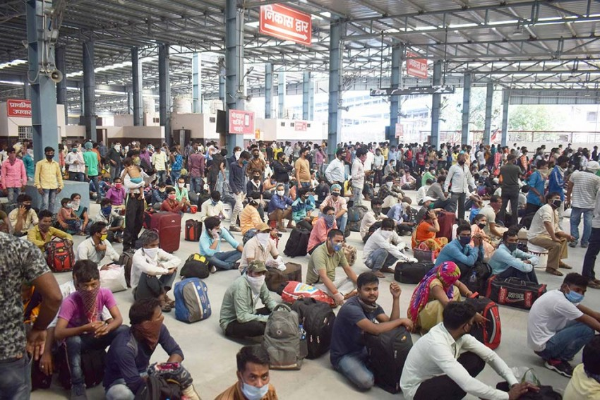 167 Migrant Labourers Go Missing From Train Bringing Them To Haridwar