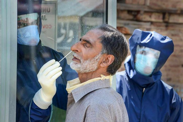 'Suspect All, Test All': Jammu And Kashmir Speeds Up Covid-19 Testing To Contain Virus