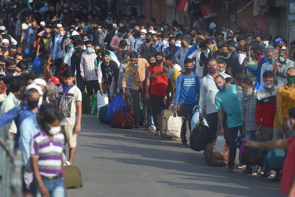 Current Crisis Tip Of Iceberg, Flood Scourge Awaits Migrants On Return To Bihar