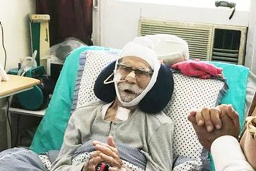 Hockey Great Balbir Singh Sr Continues To Be On Ventilator, Condition Stabilising