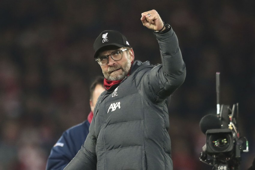 Jurgen Klopp Confident Liverpool Can Win Premier League Title Without Being At Their Best