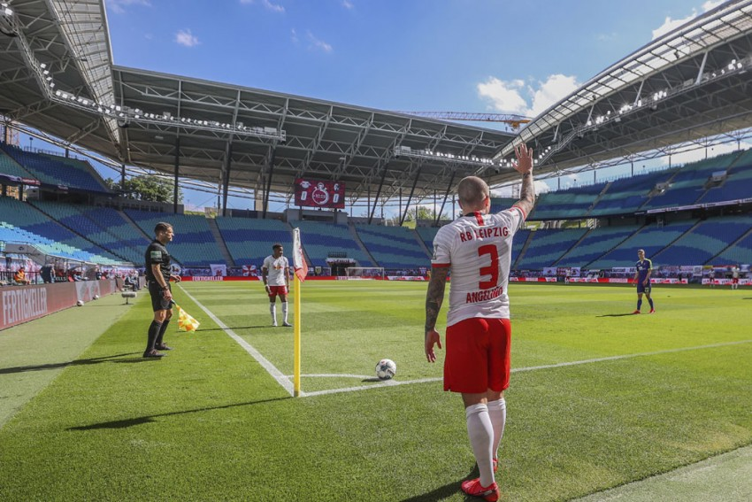 RB Leipzig 1-1 Freiburg: Yussuf Poulsen Rescues Point As Hosts Suffer Title Race Setback