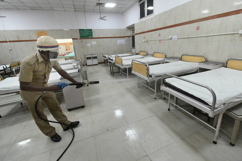 103 Deaths, 3,970 New COVID-19 Cases In India In Last 24 Hours