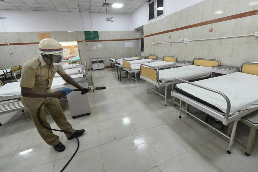 103 Deaths 3 970 New Covid 19 Cases In India In Last 24 Hours
