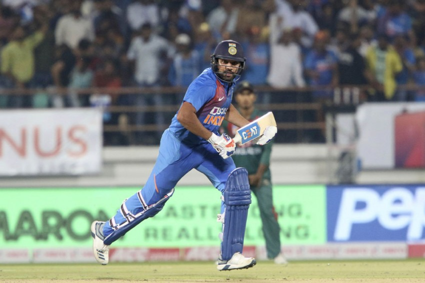 This Is A Totally Different Bangladesh Side Now: Rohit Sharma Tells Tamim Iqbal