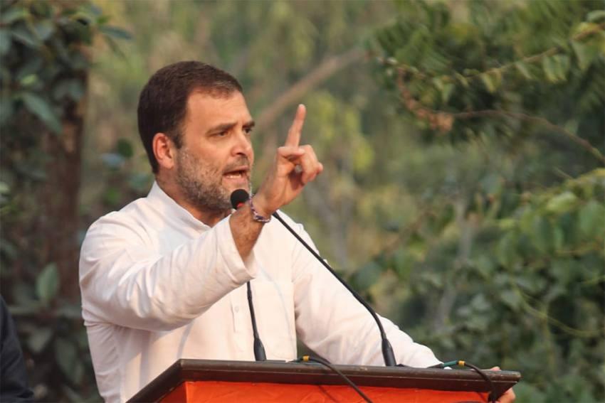 Don't Act Like Moneylender, Put Money In Hands Of The Poor: Rahul Gandhi To Govt