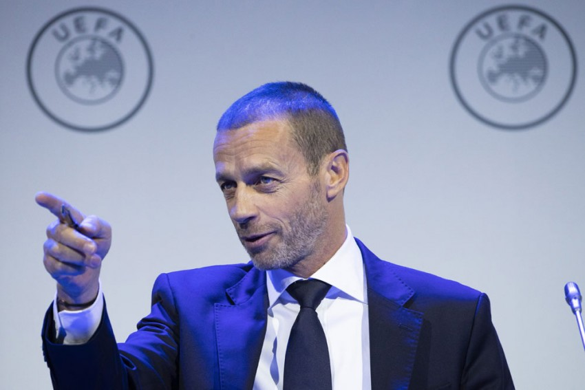 UEFA Chief Aleksander Ceferin Confident European Season Will Be Completed By August