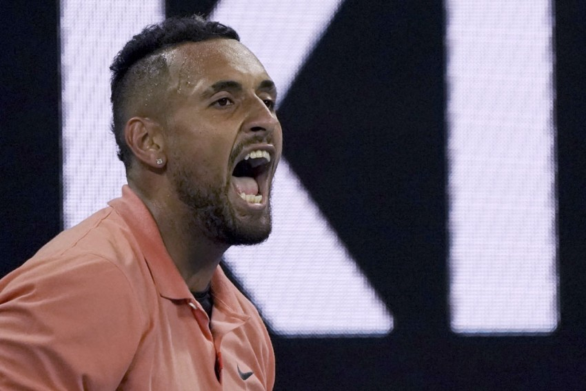 Is This A Wined Up? Nick Kyrgios Tells Andy Murray 'You're Better Than Novak Djokovic'