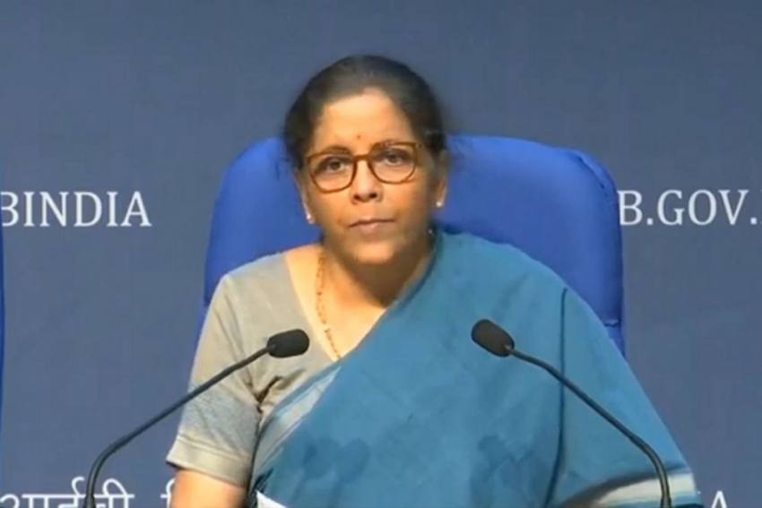 Highlights: Borrowing Limit Of States Raised From 3% To 5% Of State GDP, Says FM Nirmala Sitharaman