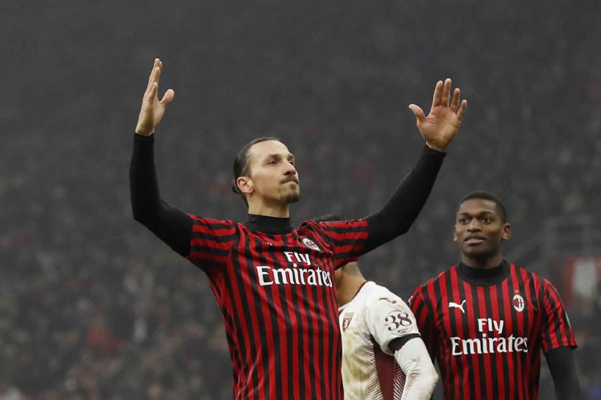 Zlatan Ibrahimovic 'Certainly Won't Remain At Milan'
