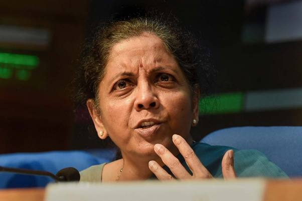 'Dramabaaz': Nirmala Sitharaman After Rahul Gandhi Interacts With Migrant Workers