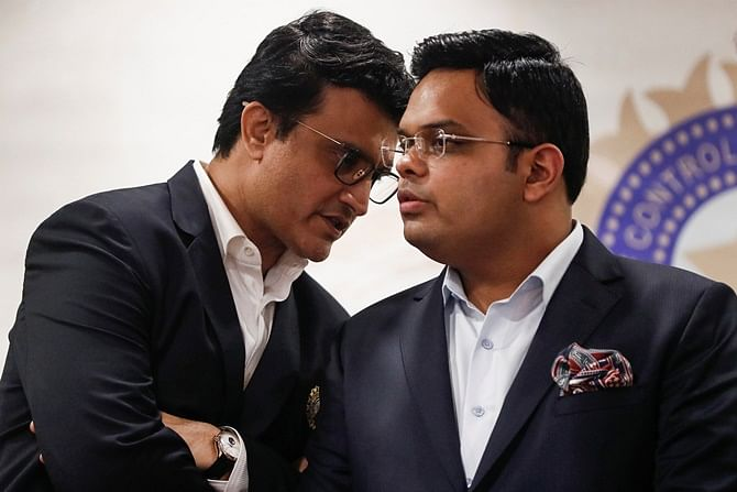 Jay Shah Files Petition In Supreme Court To Extend Stay As BCCI Secretary; Sourav Ganguly Next?