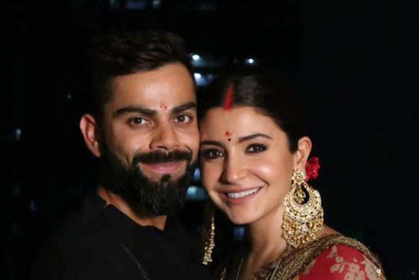 Cricket Superstar Virat Kohli Wants Wife Anushka Sharma To Act Beside Him In Biopic
