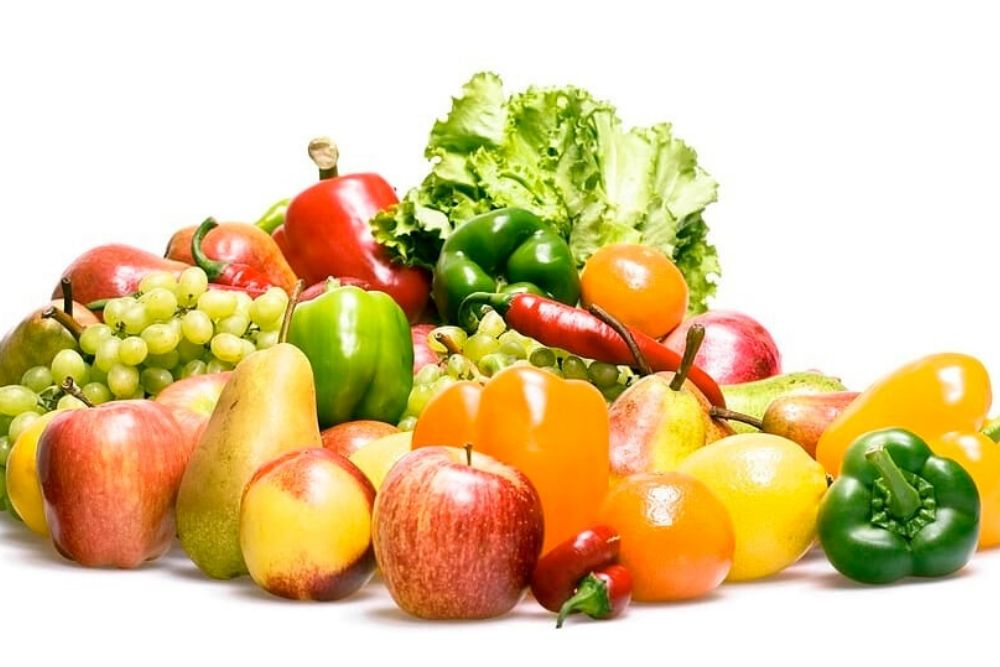 Eat Raw Fruits And Vegetables For Mental Health