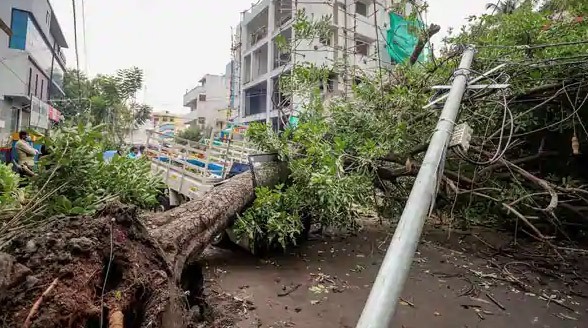 Cyclone Amphan intensifies Further Into Very Severe Cyclonic Storm: IMD