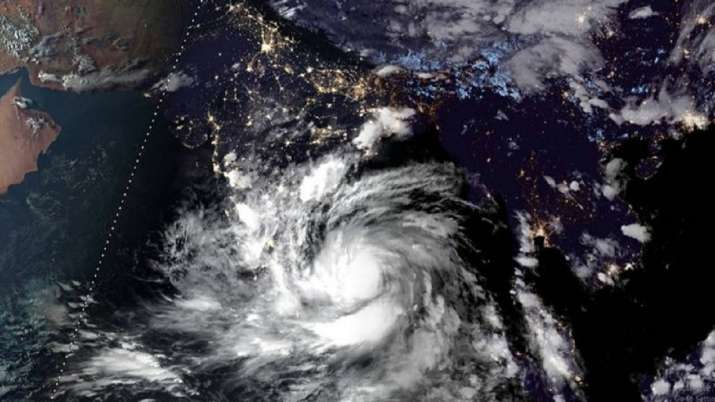 'Amphan' Intensifies To Super Cyclone; Authorities Warn Of Tidal Waves And Extensive Damage