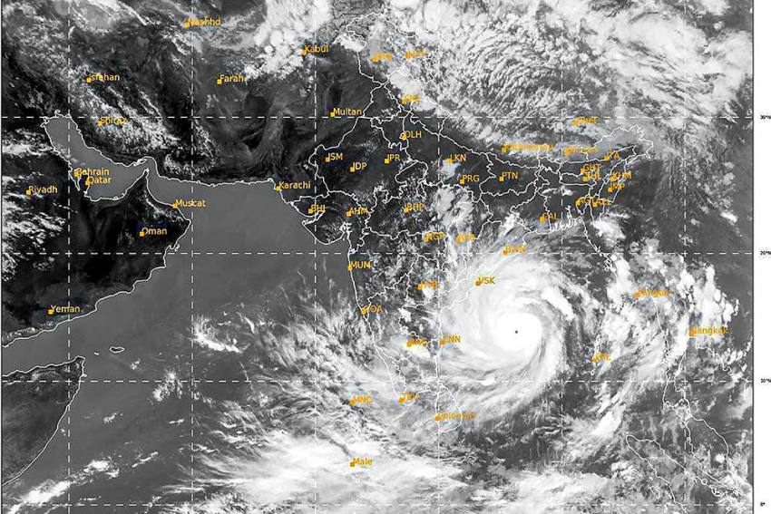 Cyclone Amphan Highlights:  41 NDRF Teams Deployed In West Bengal, Odisha