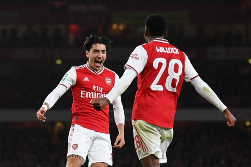 Hector Bellerin Grateful To Aarly Mikel Arteta Advice As He Looks To Assume Role Model Mantle