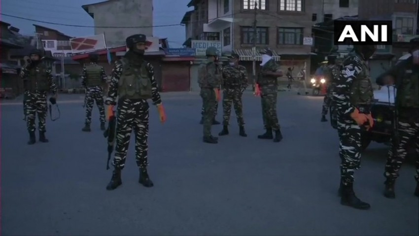 Top Hurriyat Leader's Son Among Two Hizb Militants Killed In Srinagar Gun Battle
