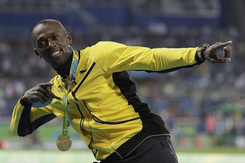 Sprint Legend Usain Bolt Becomes A Father For First Time