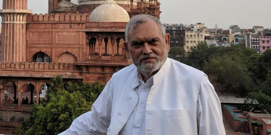 Delhi Minority Commission Chairman Booked For Sedition Over Social Media Post