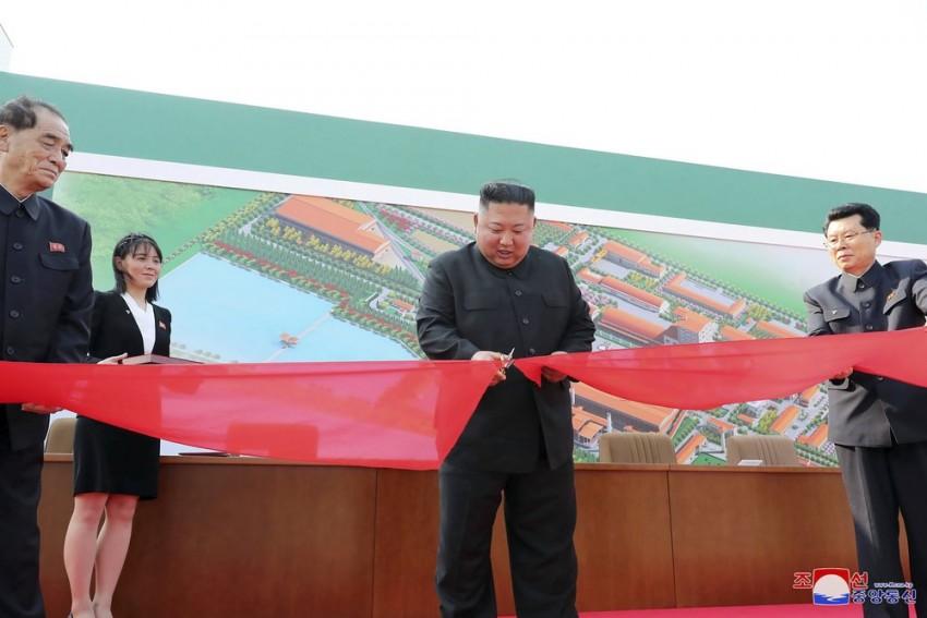 North Korea's Kim Jong Un Appears In Public Amid Health Rumours