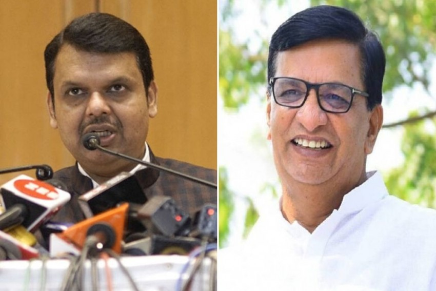 Locating IFSC In Gujarat Reduces Mumbai's Stature, Says Congress; Fadnavis Defends Move