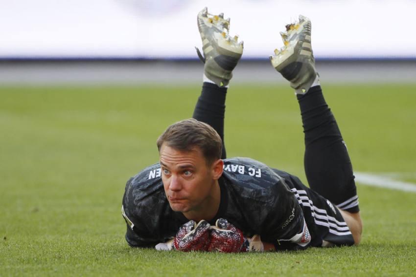 Manuel Neuer Extends Contract With Bayern Munich Till 2023