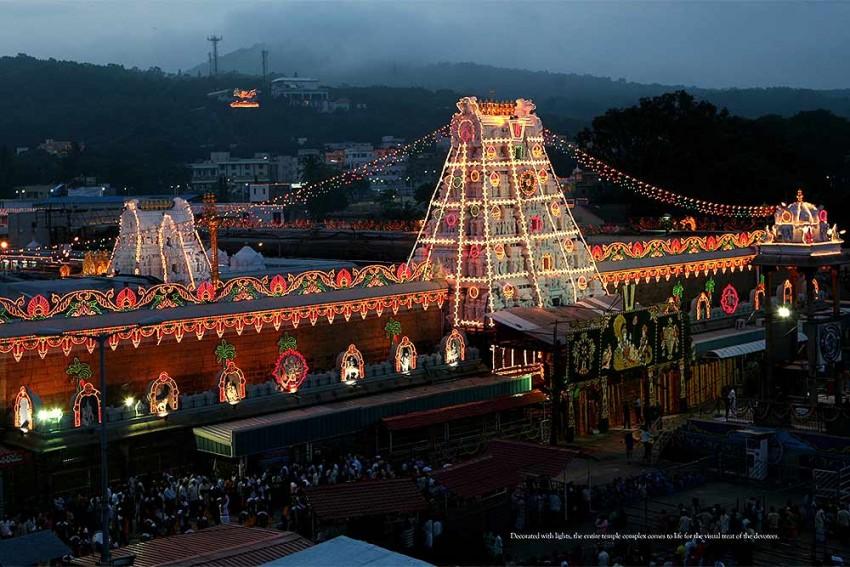 Tirupati Conducts Successful Trial Of 'Darshan' Amid Lockdown, Clears All Staff Salaries