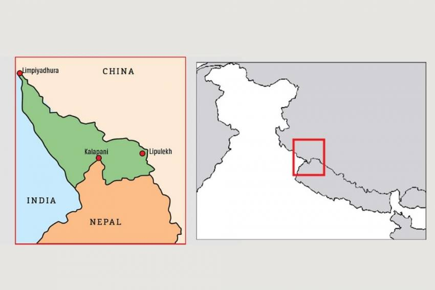 Explained: What's In A Map That Triggered India-Nepal Flare-up