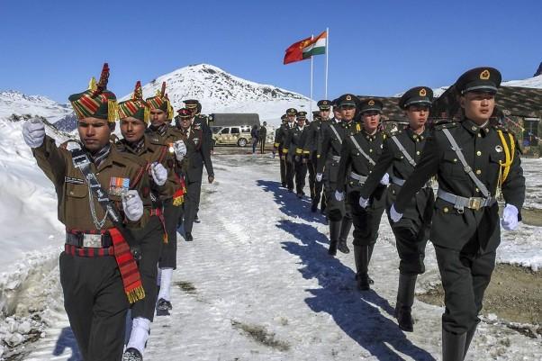 China Hindering India's Normal Patrolling Along LAC, Says MEA