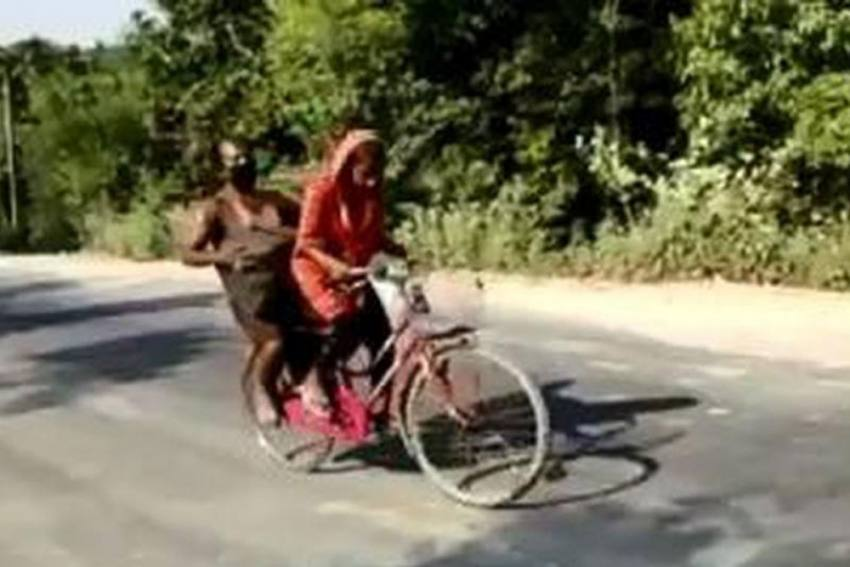 Bihar Girl, Who Cycled Down 1200km Carrying Father, Called For Trial By Cycling Federation